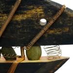 sculpture sur bois, couveuse, didier durand