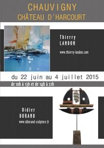 Affiche expo internet