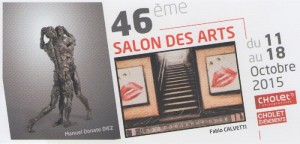 affiche salon Cholet