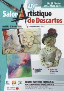 40 éme salon de DESCARTES