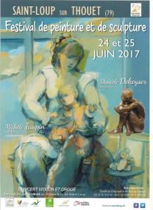 22e festival de Saint-Loup-sur-Thouet (79)